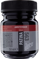 Εικόνα της ΧΡΩΜ.DECORFIN AMSTERDAM PATINA ANTIQUE 50ml