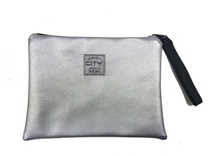 ΤΣΑΝΤΑΚΙ CITY SAFE POCKET SPEC 12215 SILVER FOR EVER