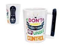 Εικόνα της ΚΟΥΠΑ TOTAL GIFT CERAMIC MUGS XL1199 REMOTE