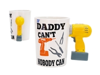 Εικόνα της ΚΟΥΠΑ TOTAL GIFT CERAMIC MUGS XL1206 DRILL