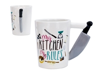 Εικόνα της ΚΟΥΠΑ TOTAL GIFT CERAMIC MUGS XL1202 COLTELLO