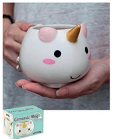 Εικόνα της ΚΟΥΠΑ TOTAL GIFT CERAMIC CUP XL0890 UNICORN