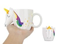 Εικόνα της ΚΟΥΠΑ TOTAL GIFT CERAMIC CUP XL0987 UNICORN