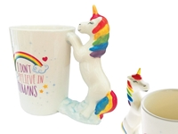 Εικόνα της ΚΟΥΠΑ TOTAL GIFT CERAMIC CUP XL0988 UNICORN