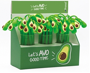 ΣΤΥΛΟ TOTAL GIFT XL1593 AVOCADO PEN 24cm