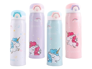 ΠΑΓΟΥΡΙ i DRINK ID0211 SWEET BOTTLE 500ml UNICORN