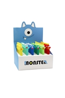 Εικόνα της ΣΤΥΛΟ TOTAL GIFT XL1574 LITTLE MONSTERS PENS 15cm