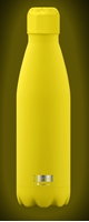 Εικόνα της ΠΑΓΟΥΡΙ i DRINK ID0042 THERM BOTTLE 500ml GLOW IN THE DARK YELLOW