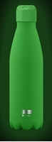 Εικόνα της ΠΑΓΟΥΡΙ i DRINK ID0041 THERM BOTTLE 500ml GLOW IN THE DARK GREEN